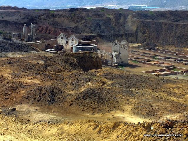 las minas de mazarrón