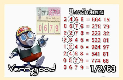 Thailand Lotto 3up HTF Total Tips Facebook Timeline 16 Februry 2020