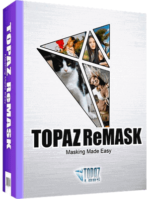 Topaz ReMask box