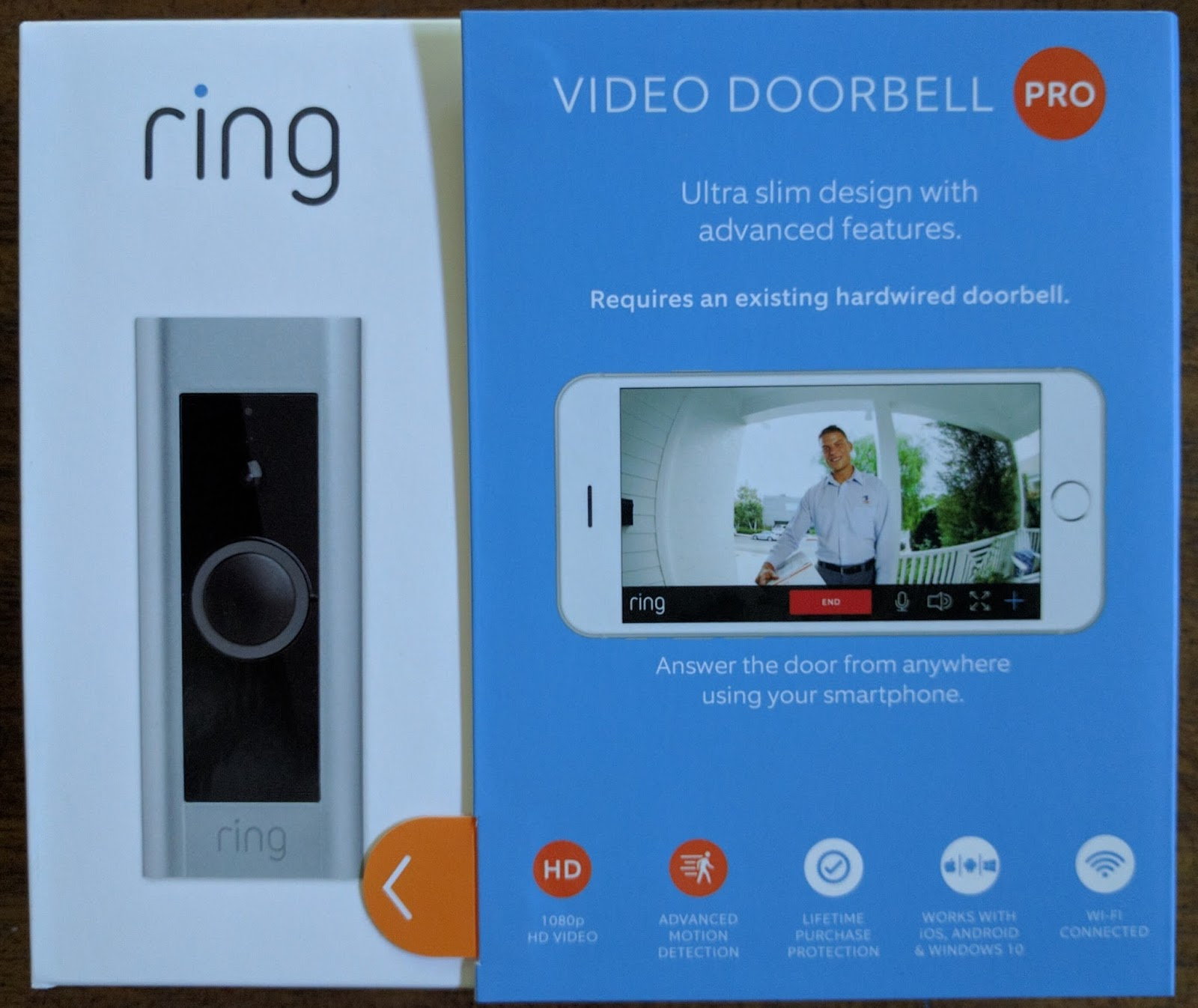bob s travel journal review of ring pro doorbell 2016