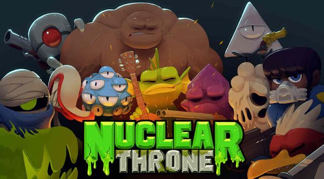 Nuclear Throne locandina del videogioco