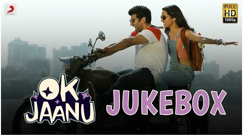 OK Jaanu Audio Jukebox Mp3 Songs Online