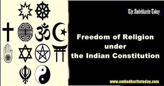 Freedom of Religion [ Article 25, 26, 27, 28 ] - Fundamental Right