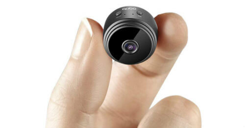 Best spy camera with night vision