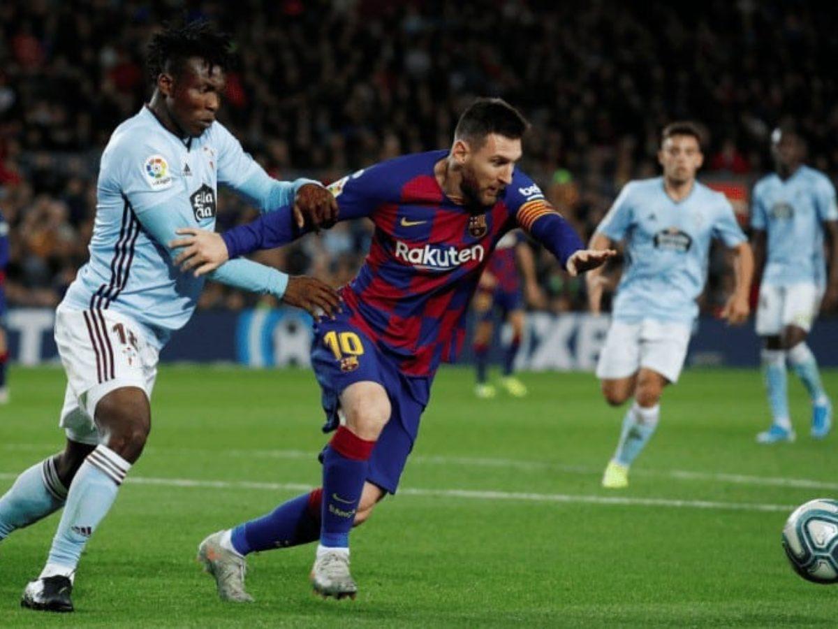 موعد مباراة برشلونه وسيلتا فيغو في الجوله السابعة والثلاثون من الدوري الاسباني
