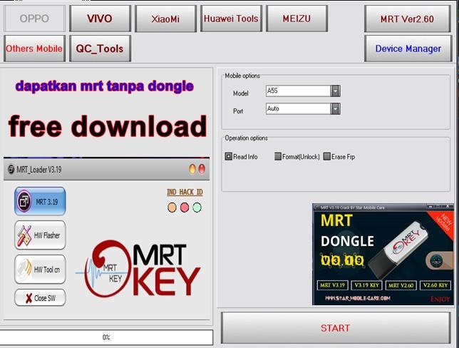 download mrt tanpa dongle gratis