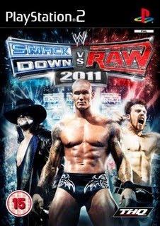 Baixar WWE SmackDown! vs. RAW 2011: PS2 Download jogos Grátis