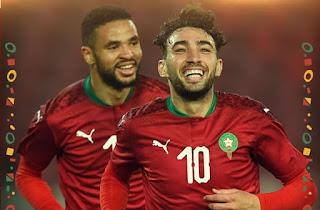 ملخص وهدف فوز المغرب علي بورندي (1-0) تصفيات امم افريقيا