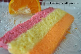 Make Ahead Easter Dinner Recipes - Rainbow Delight Salad #Celebrate365