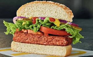 Big Vegan também entra no cardápio do McDonald's em Israel