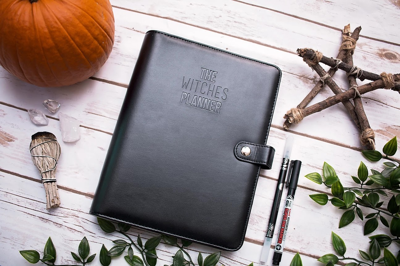 holiday, gift guide, witches, witches planner