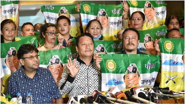 Trinamool backs former Gorkha strongman Bimal Gurung for Darjeeling foray, BJP sniffs an opportunity