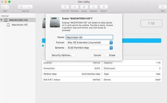 Formatting Your USB Flash Drive