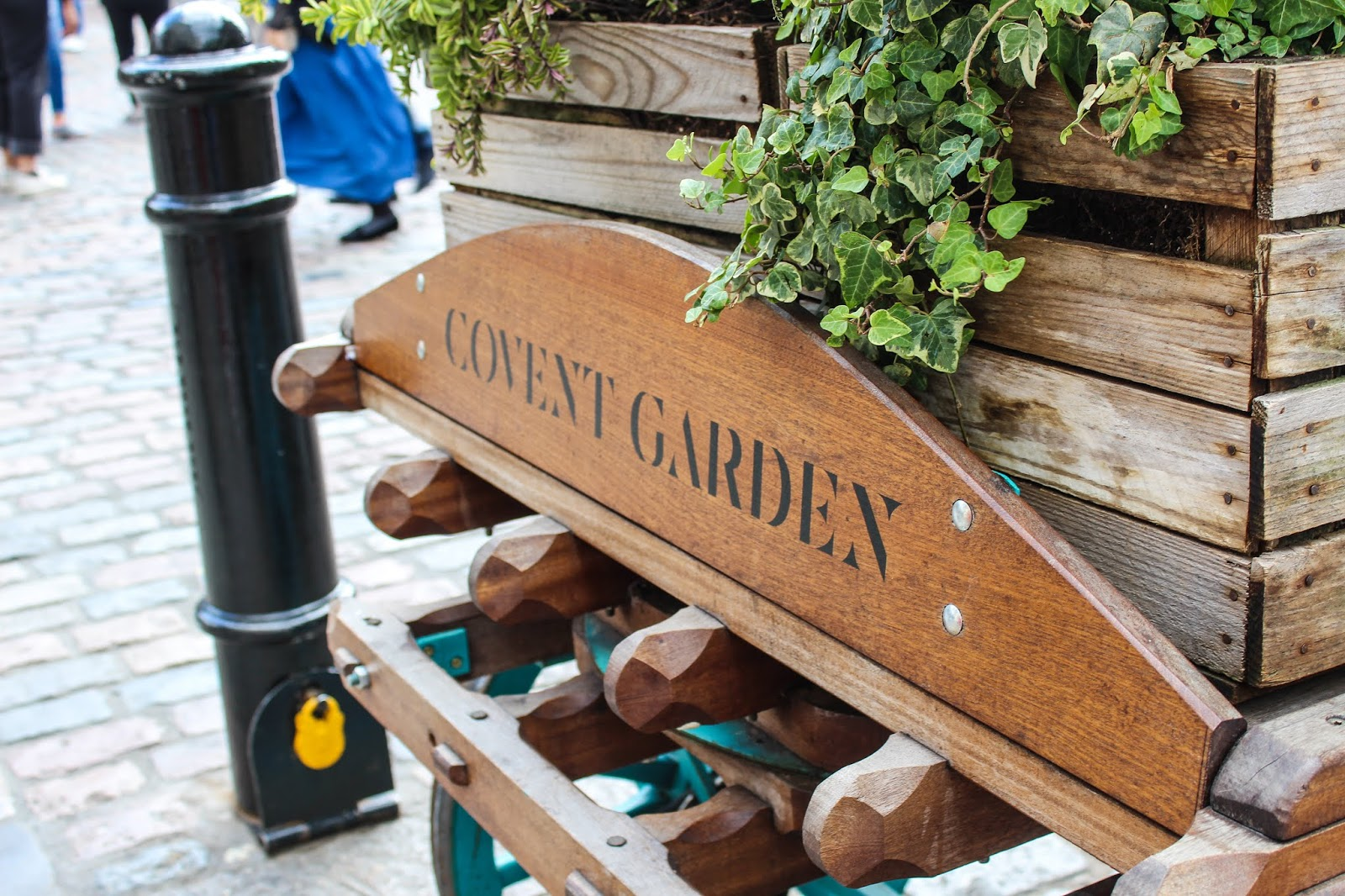 Exploring Covent Garden | AD