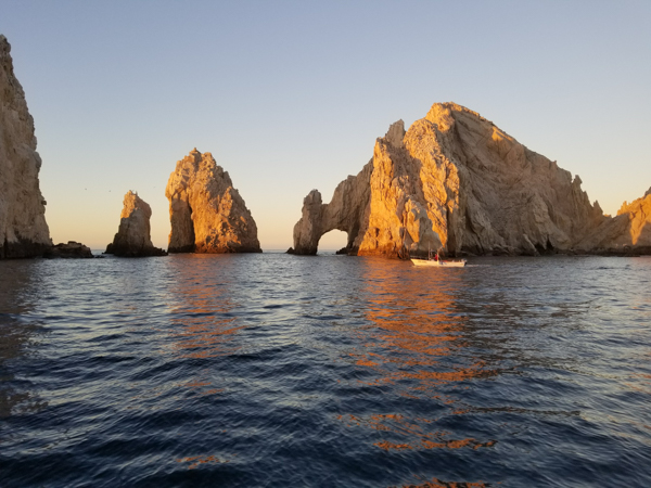 The Arch in Cabo San Lucas - Chasing Cinderella