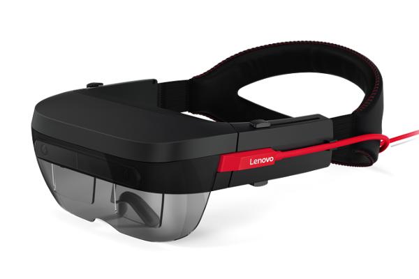 Lenovo ThinkReality A6 augmented reality (AR) headset announced
