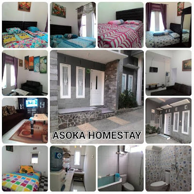 Asoka Homestay | booking Villa Batu Malang