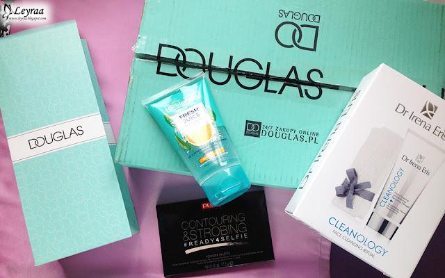 Haul zakupowy z perfumerii internetowej Douglas.pl