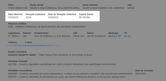 www.seuguara.com.br/empresa/leite condensado/governo Bolsonaro/