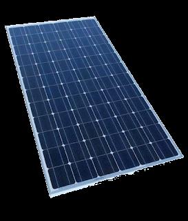Luminous 325 Watt/24 V Poly Crystalline Solar Panel