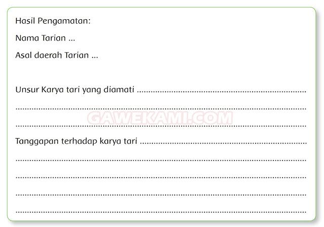 Kunci Jawaban Tematik Kelas 6 Tema 6 Halaman 69
