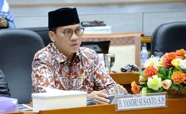 Ketua Komisi Agama DPR: Menag Batalkan Haji 2020 atas Perintah Jokowi