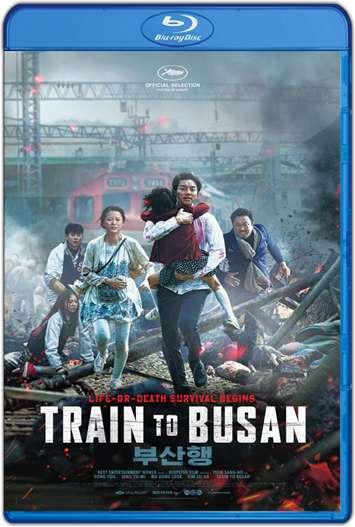 Estación Zombie: Tren a Busan (2016) HD 1080p Latino