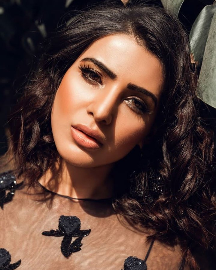 Samantha Akkineni New Photoshoot 2019
