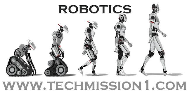 Robotics tearms of Artificial Intelligence
