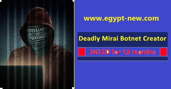 فتحت عقوبة قاتلة DDoS Botnet التي تتخذ من قطر مقراً لها وفتاة ميراي لمدة 13 شهراً