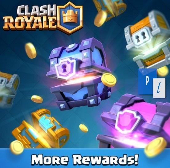 Fitur Terbaru Game Clash Royale