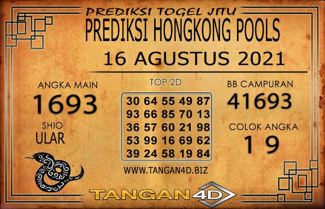 PREDIKSI TOGEL HONGKONG TANGAN4D 16 AGUSTUS 2021