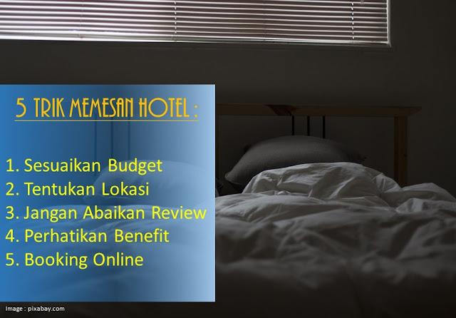 5 Trik Memesan Hotel - Blog Mas Hendra