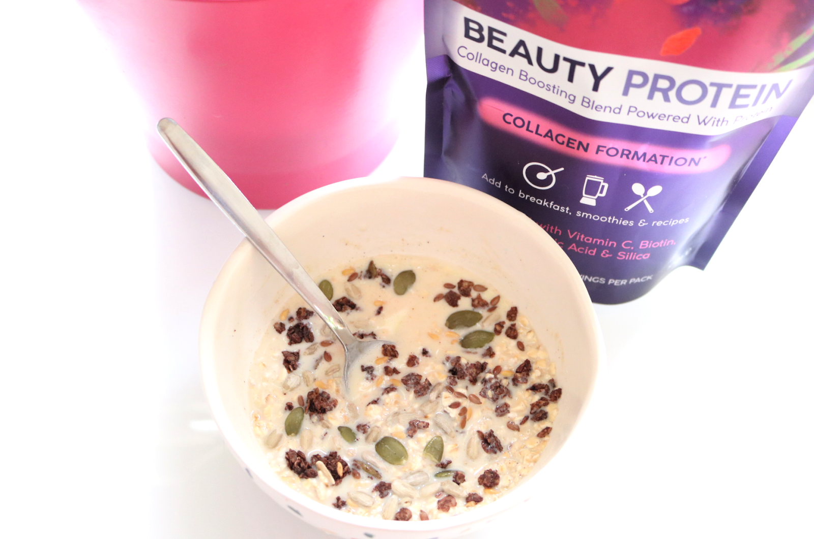 Bioglan Superfoods Beauty Protein Powder review #VeganBeauty
