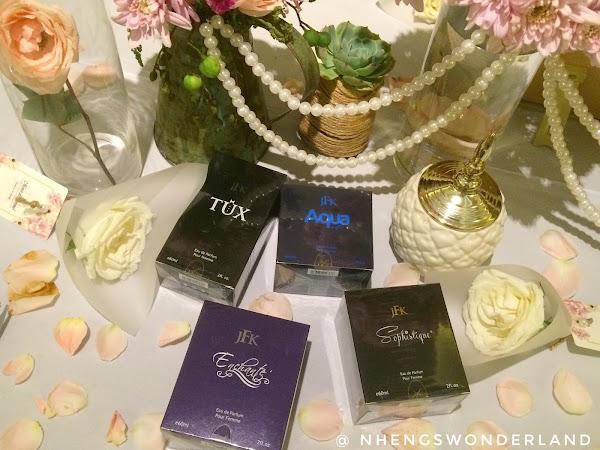 JFK Fragrances: The Essence of Power