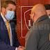 Centro Médico San Rafael de Cauquenes firma convenio con DIPRECA
