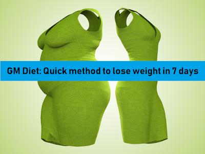 GM Diet, diet,