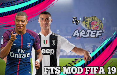 FTS Mod FIFA 19 by Arief Dzul Apk Data Obb