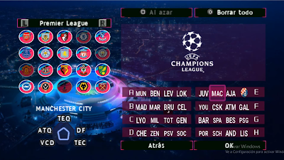 FIFA 20 Android PPSPP UEFA Champions League Edition Season 2019/2020
