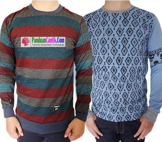 4 Cara Memilih Jaket Sweater Pria Wanita Keren Ala Distro Clhothing Line Selebriti Harga Murah