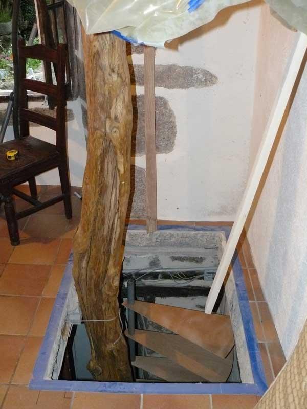 vloer eikenhout elleboog