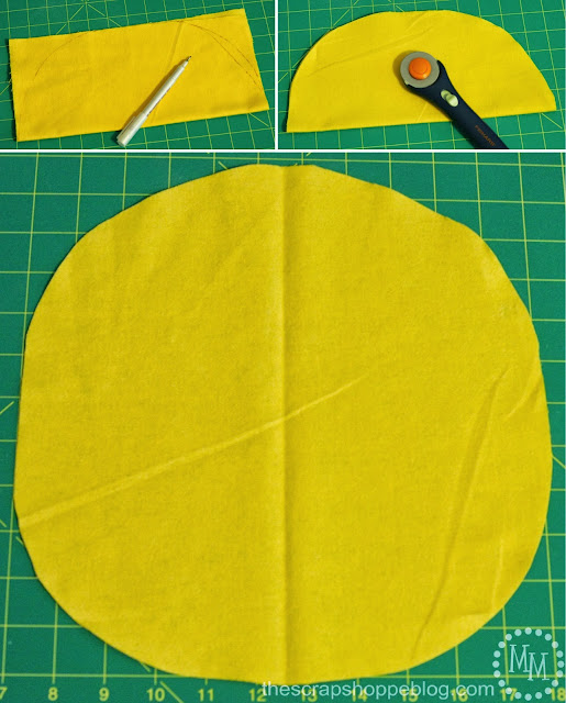 Sewing muscles on TMNT costumes