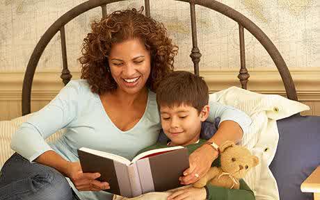 manfaat membacakan cerita pendek kepada anak