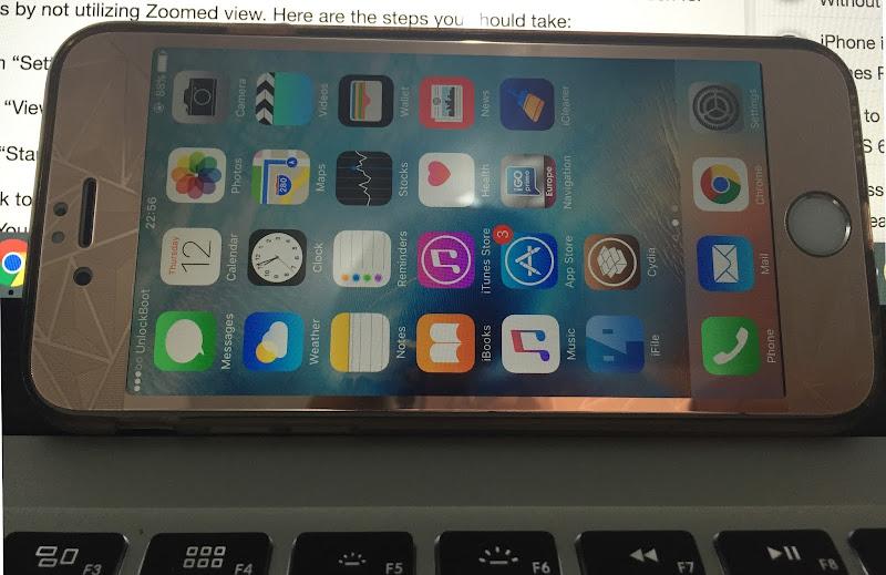 iPhone Screen Won't Rotate