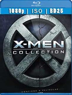 X-Men Collection (2000-2016) BD25 [1080p] Latino [GoogleDrive] SXGO