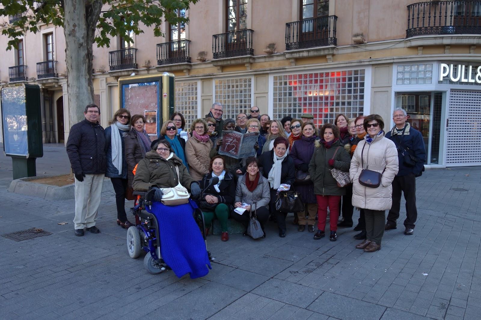 Baena biblioteca ruta literaria cordoba de baroja un for La feria de los discretos pdf