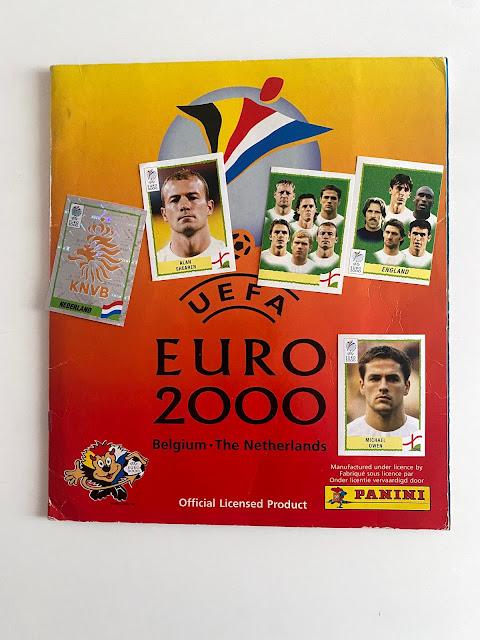 figurine inglesi euro 2000