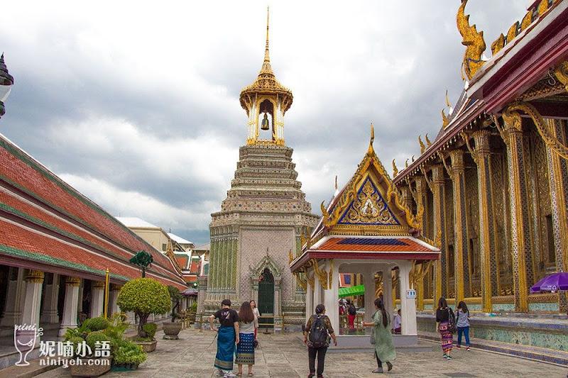 【曼谷景點推薦】玉佛寺 & 曼谷大皇宮。最具指標性的國寶級景點
