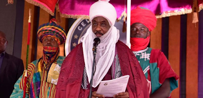 BREAKING: El-Rufai Appoints Sanusi Chancellor Of Kaduna Varsity