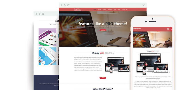 Wipie lite 5+ Best SEO Friendly WordPress Themes 2016